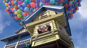 カールじいさんの空飛ぶ家