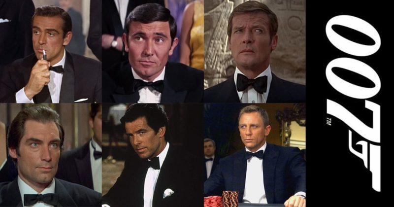 誰が好き?】『007』シリーズ全作と歴代ボンド俳優を一覧で解説|MOVlog -モブログ-